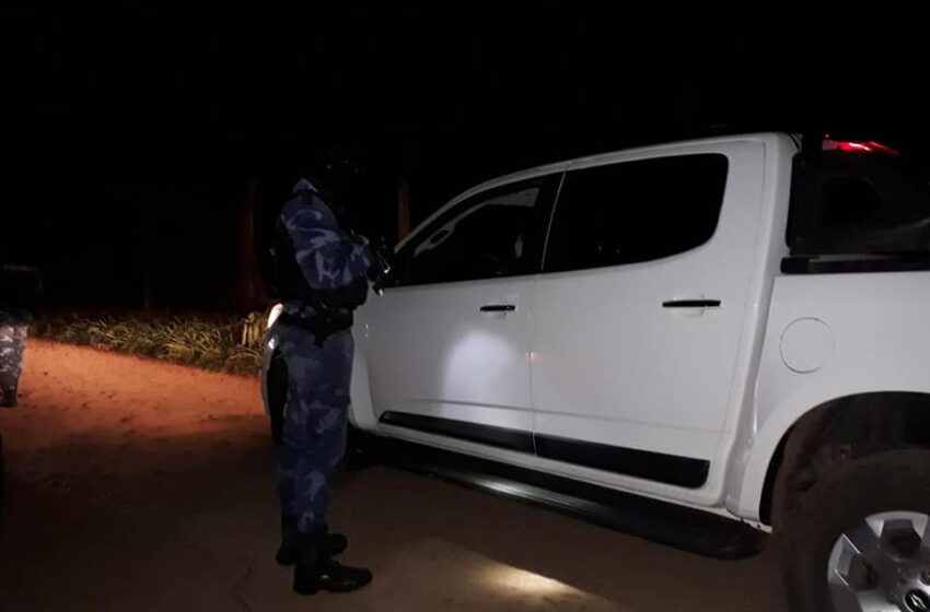 La policía intensifica los controles en distintos puntos de la ciudad