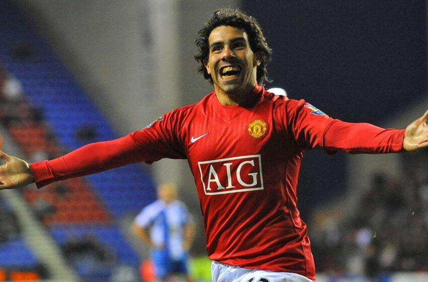 """Un ex compañero de Tevez en Manchester United lo criticó por su """"falta de profesionalismo"""""""