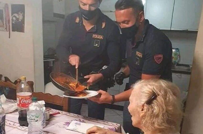 """Una jubilada pidió ayuda a la policía """"Tengo hambre"""""""