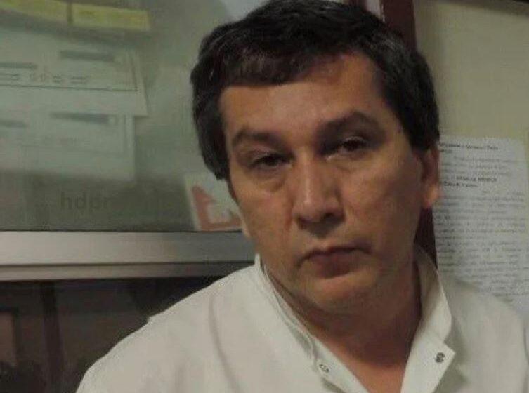 Coronavirus en Chaco: falleció el jefe de Terapia Intensiva del Hospital Perrando