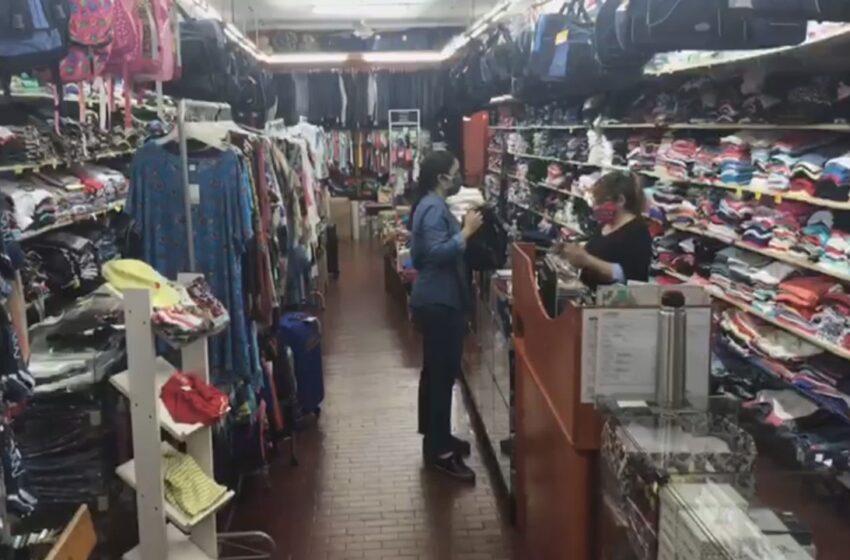 Situación economica de los comercios de Iguazú