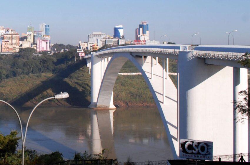 Brasil y Paraguay discuten protocolos para la reapertura del Puente de la Amistad