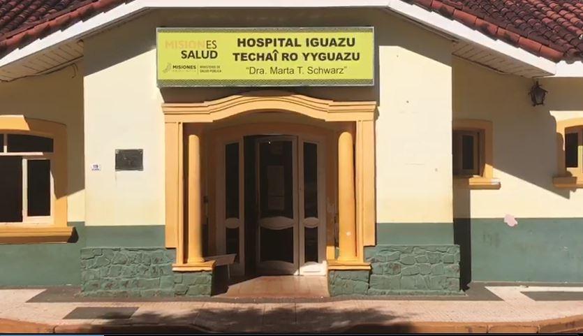 ¿Nuevo caso de Coronavirus en el Hospital de Iguazú?