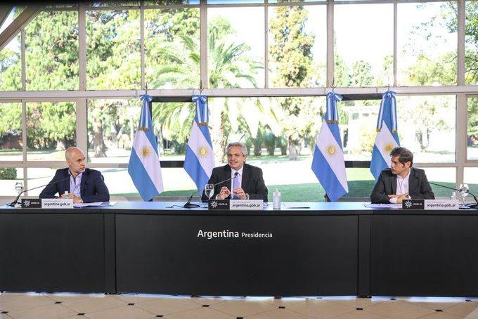 Fernández anunció el endurecimiento de la cuarentena en el AMBA hasta el 17 de julio
