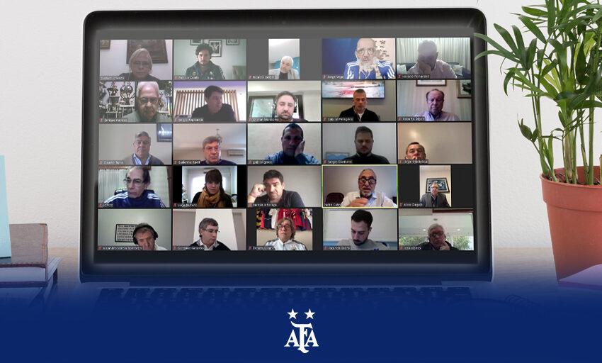 Reunión clave para definir protocolos en el fútbol