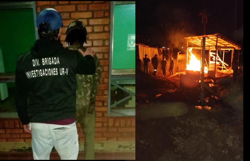 Un violento fue detenido por quebrantar medidas judiciales y causar disturbios en Puerto Iguazú