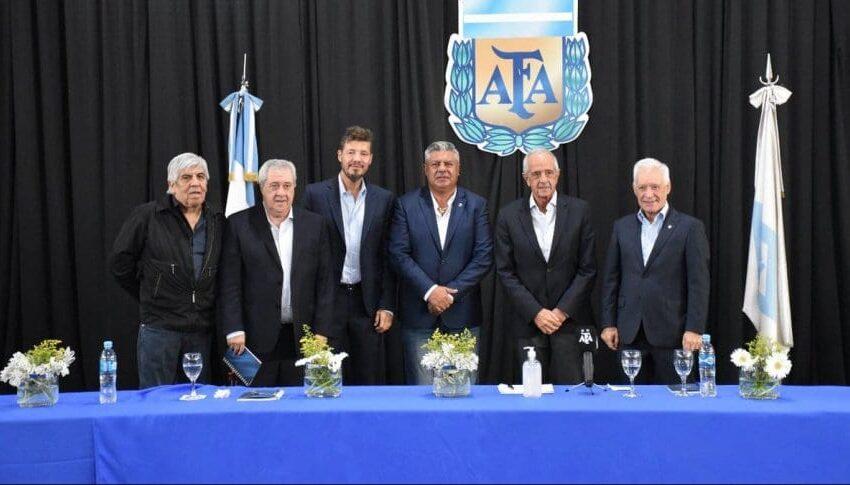 La AFA envió el protocolo al Ministerio de Salud y los entrenamientos comenzarían el 3 de agosto