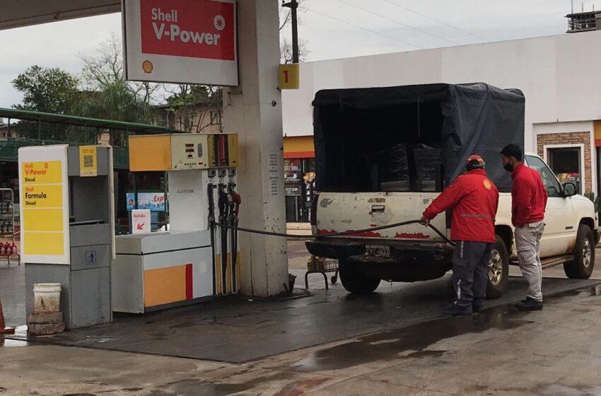 Aumentaron las naftas y la Súper ya se encuentra a más de 64 pesos el litro en Iguazú