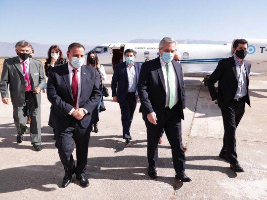 En su visita a la Provincia, Alberto Fernández firmará el acta de acuerdo para la conclusión de las obras del INMET