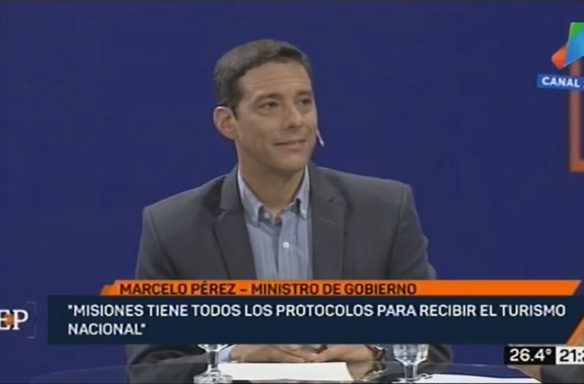 Gustavo Añibarro, Periodista de Canal 12 se refirió a las declaraciones del Ministro de Gobierno de Misiones