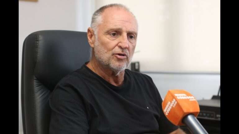 """Falleció el ex Ministro de Salud de Misiones """"Pepe Guccione"""""""
