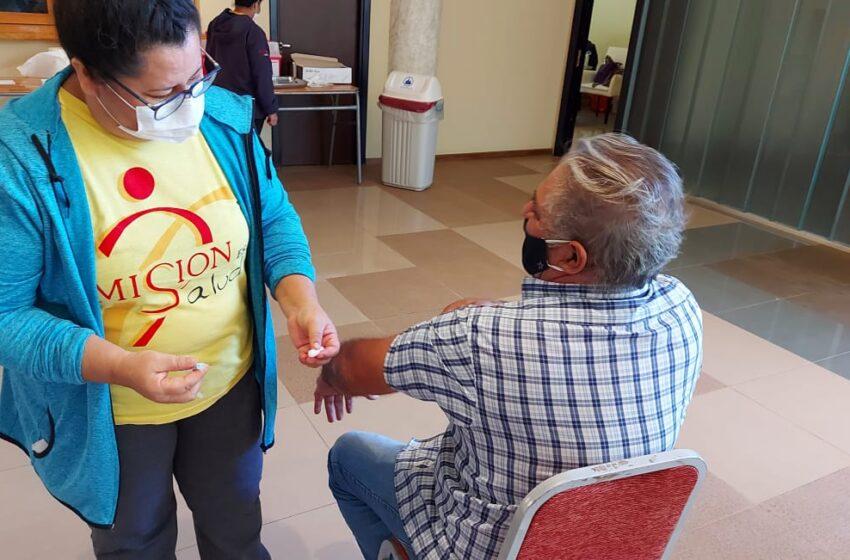 Se amplió el cupo diario de personas a vacunar contra el Covid-19 en Puerto Iguazú