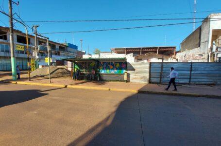 Esta mañana se dio inicio a la construcción de la obra de los locales de usos múltiples de Bomberos Voluntarios