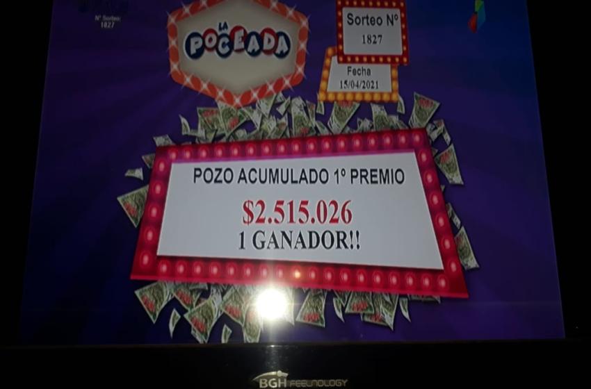 Poceada Misionera: dos millones y medio para Leandro N. Alem
