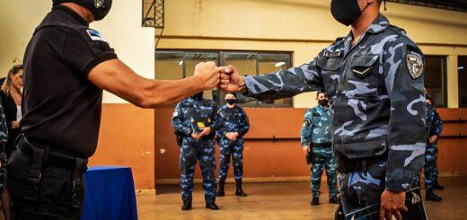 Crean la Universidad de las Fuerzas de Seguridad