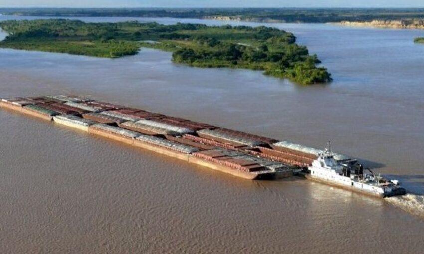 """Inició operación """"Ventana de Agua"""" que permitirá elevar el caudal del Río Paraná"""