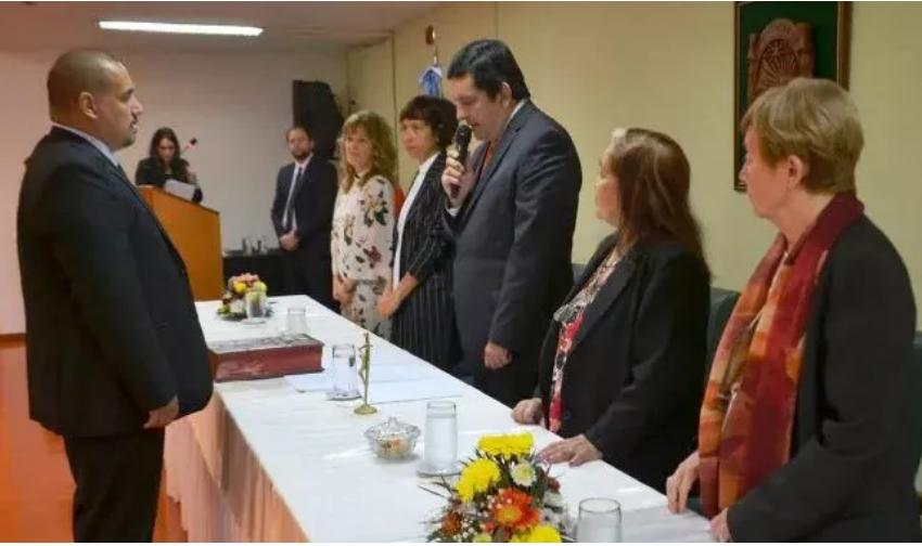 Separaron de su función en la URuMi al juez Fragueiro