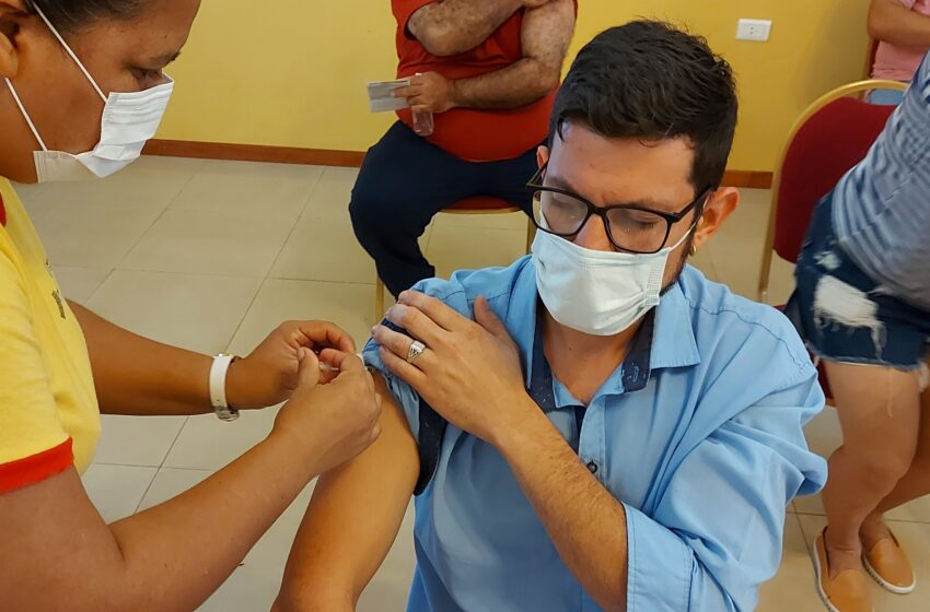 Mantener a los trabajadores inmunizados posiciona aún más a Iguazú como destino seguro