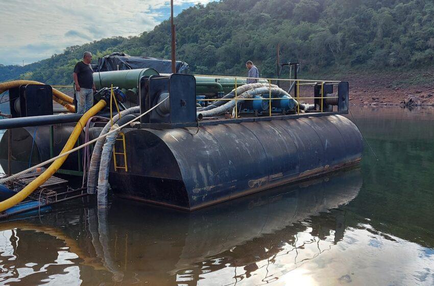 Cierre de compuertas de Itaipú provoca problemas en la provisión de agua en Puerto Iguazú