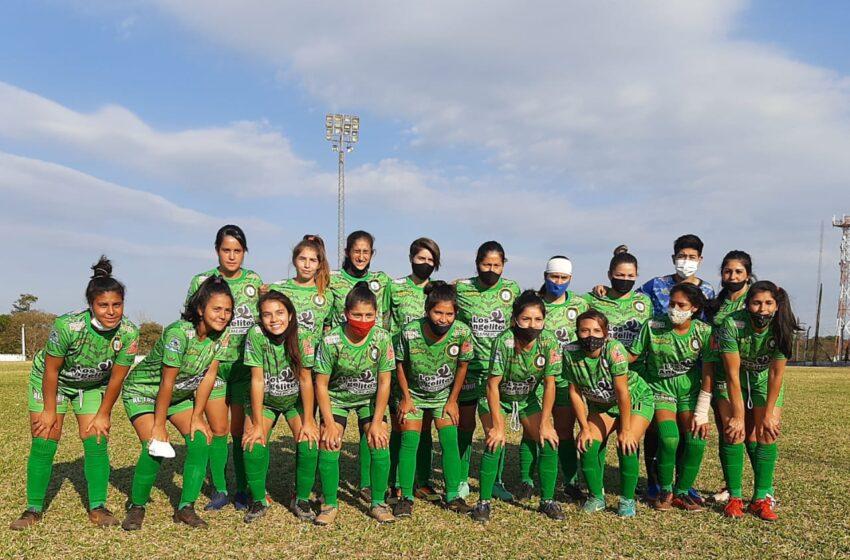Iguazú: El fin de semana se disputó la 1era fecha del Primer Campeonato del Fútbol Femenino