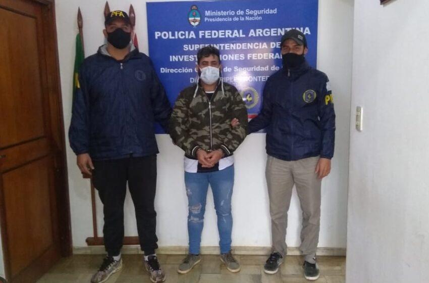 La PFA detuvo a una persona con pedido de captura por ley de drogas