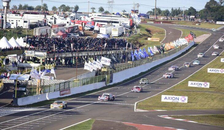 TC en Misiones, La carrera tendrá 2000 espectadores en las tribunas del Autódromo Rosamonte
