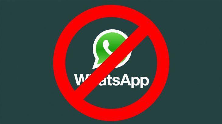 WhatsApp cerrará tu cuenta si tienes alguna de estas aplicaciones